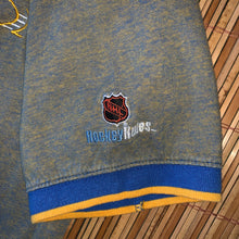Load image into Gallery viewer, M(Fits Big-See Measurements) - Vintage 90s St Louis Blues NHL Polo