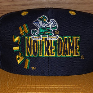 Vintage Rare Irish Notre Dame The Game Hat NEW