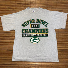 Load image into Gallery viewer, L - Vintage 1997 Packers Super Bowl XXXI Shirt
