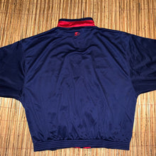 Load image into Gallery viewer, XL - Vintage Olympic Theme Starter Zip Sweater