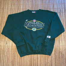 Load image into Gallery viewer, L/XL - Vintage Green Bay Packers Crewneck