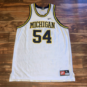 XL - Vintage Michigan Nike Jersey