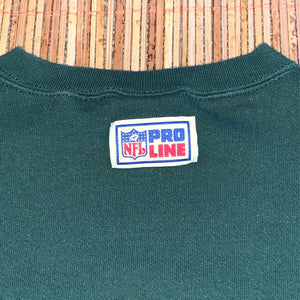 L/XL - Vintage Green Bay Packers Crewneck