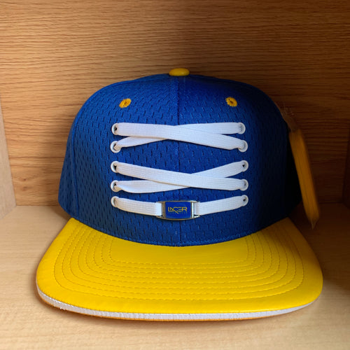 Golden State Warriors NBA Lacer Hat NEW