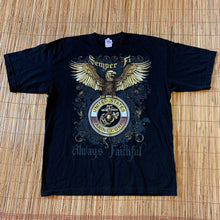Load image into Gallery viewer, XL - Vintage Semper Fi USMC Marines Shirt