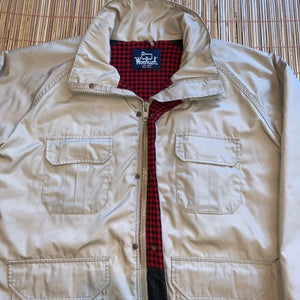 XL/XXL - Woolrich Flannel Lined Jacket