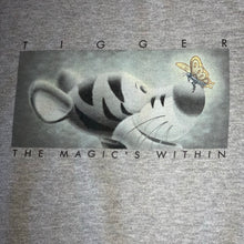 "Load image into Gallery viewer, M - Tigger ""The Magic's Within"" Sweater"
