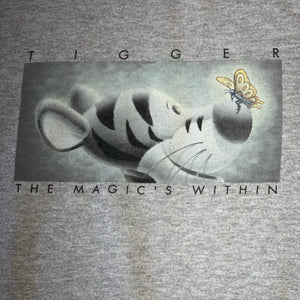 "M - Tigger ""The Magic's Within"" Sweater"