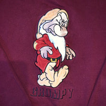 Load image into Gallery viewer, L - Vintage Disney Grumpy Sweater