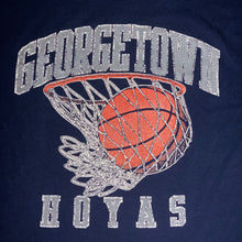 Load image into Gallery viewer, M/L - Vintage 70s/80s Georgetown Hoyas Shirt
