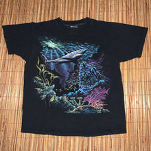 Load image into Gallery viewer, L - Vintage 1993 Aquatic Shark Shirt
