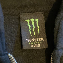 Load image into Gallery viewer, XL/XXL - Monster Energy Hoodie