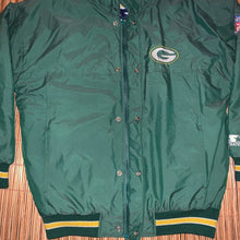Load image into Gallery viewer, L/XL - Vintage Packers Starter Jacket