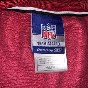 M/L - Arizona Cardinals Reebok Team Edition Fleece Lined Sweatshirt