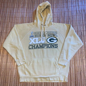 XL - Green Bay Packers Super Bowl XLV Hoodie