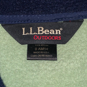 Women's M - LL Bean Outdoors Fleece