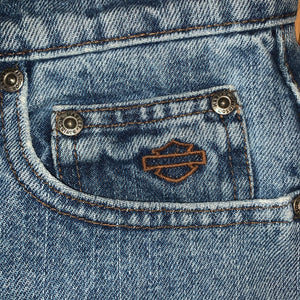 (See Measurements) - Harley Davidson Jean Pants