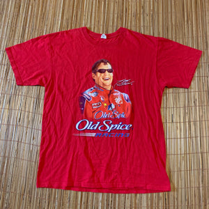 XL - Tony Stewart Old Spice Shirt