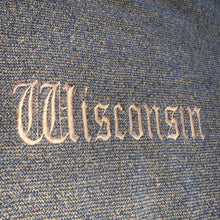 Load image into Gallery viewer, XXL - Vintage Embroidered Wisconsin Sweatshirt
