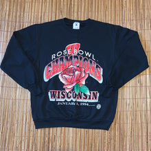 Load image into Gallery viewer, L - Vintage 1994 Wisconsin Badgers Rose Bowl Sweater