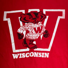 Load image into Gallery viewer, L - Vintage Wisconsin Badgers Shirt