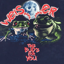 Load image into Gallery viewer, L - Vintage 1995 Budweiser Frogs 2-Sided Shirt