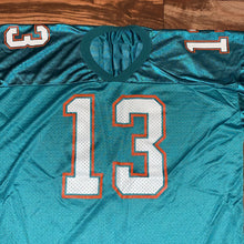 Load image into Gallery viewer, Size 48 - Vintage Miami Dolphins Dan Marino Champion Jersey