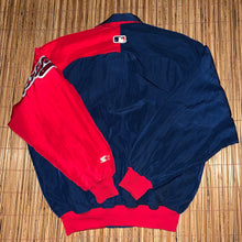 Load image into Gallery viewer, M(See Measurements) - Vintage Atlanta Braves Starter Jacket
