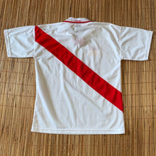 Load image into Gallery viewer, L - Peru Cerveza Cristal Soccer Jersey Polo