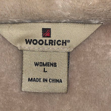 Load image into Gallery viewer, Women's L - Woolrich Sherpa Lined Jacket