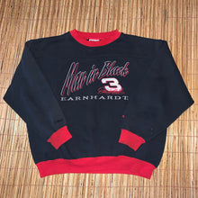 Load image into Gallery viewer, XL - Vintage Man In Black Dale Earnhardt Sweater