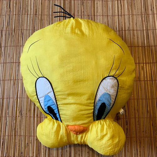 Vintage 1994 Tweety Bird Pillow