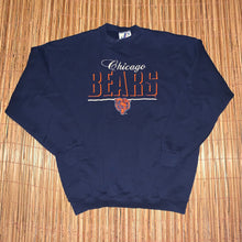 Load image into Gallery viewer, XL - Vintage Chicago Bears Sweater