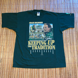 L/XL - Vintage Mike Holmgren Green Bay Packers Shirt