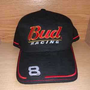 Dale Jr. Bud Racing Nascar Hat