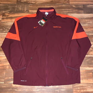XL - NEW Nike Virginia Tech Storm-Fit Jacket