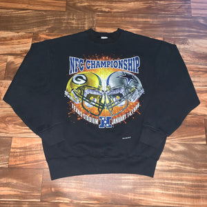 L - Vintage 1995 Green Bay Packers Crewneck