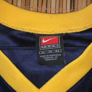 XL - Michigan Wolverines Nike Fan Jersey