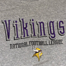 Load image into Gallery viewer, L - Vintage 90s Minnesota Vikings Sweater
