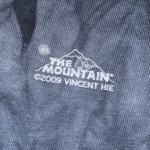 M - The Mountain Shark Jaws Dye Shirt
