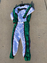 Load image into Gallery viewer, L - Vintage 1980s Game Worn Champion UWGB Basketball Suit