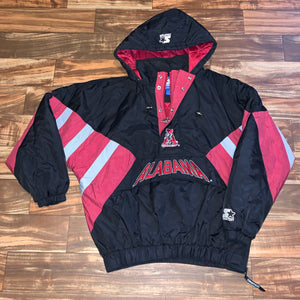 XL - Vintage Alabama Crimson Tide Classic Starter Jacket