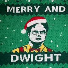 Load image into Gallery viewer, Women's XXL - Merry And Dwight The Office Sweater