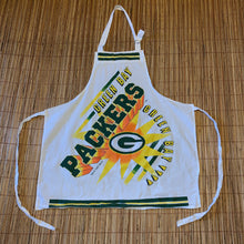 Load image into Gallery viewer, Vintage 1997 Packers Cooking Apron