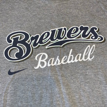 Load image into Gallery viewer, L - Milwaukee Brewers Baseball Nike Shirt