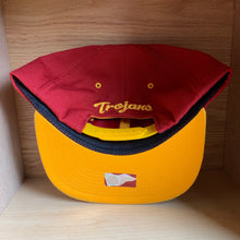 Load image into Gallery viewer, USC Trojans NCAA Lacer Hat NEW
