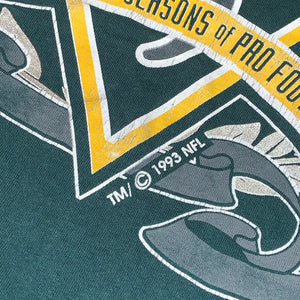 M/L - Vintage 1993 Green Bay Packers 75th Anniversary Shirt