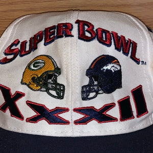Vintage 1999 Super Bowl XXXII Hat