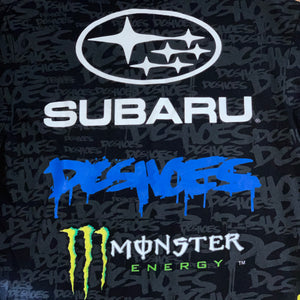 M - Subaru Rally Team DC Monster Shirt