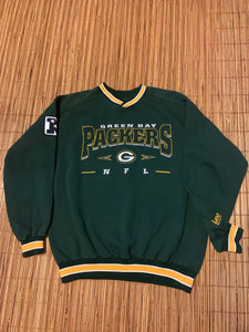 M - Green Bay Packers NFL Lee Sport Sweater